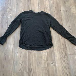 Men's Large Cotton Sweater